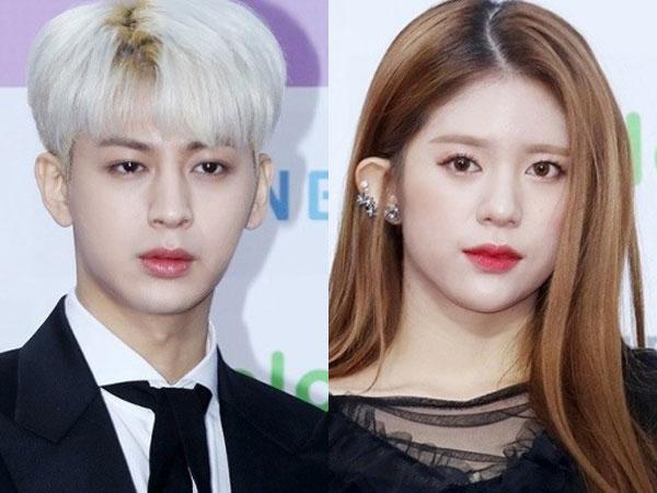 Yunhyeong iKON dan Daisy MOMOLAND Dirumorkan Pacaran Tepat di Hari Valentine