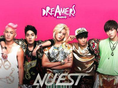 Exclusive Interview Dreamers Radio With NU'EST