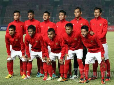 Timnas Indonesia U-19 akan Uji Coba Lawan Timnas Brasil U-23