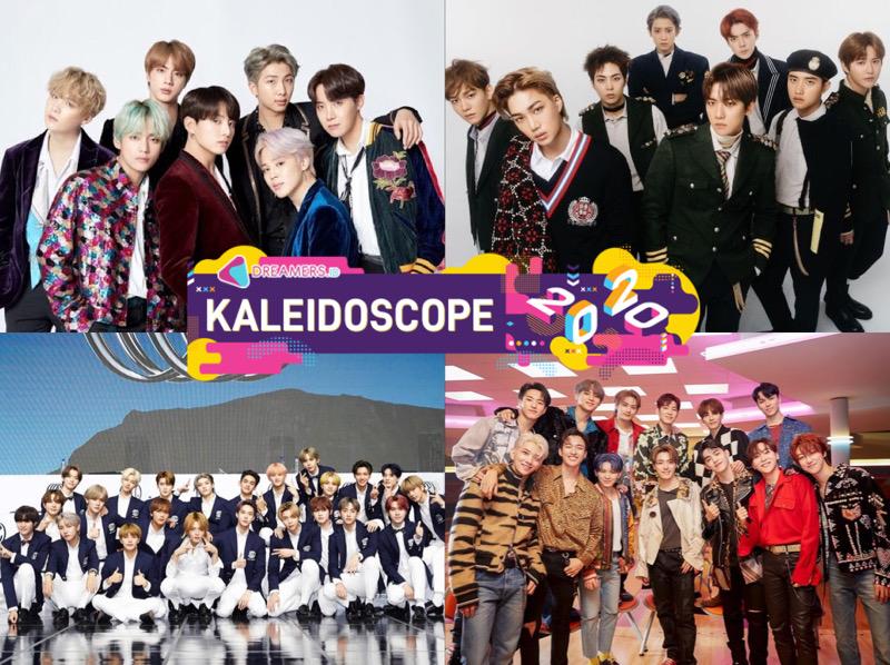 10 Grup dan Tagar K-Pop Paling Dibicarakan di Twitter Indonesia Sepanjang 2020