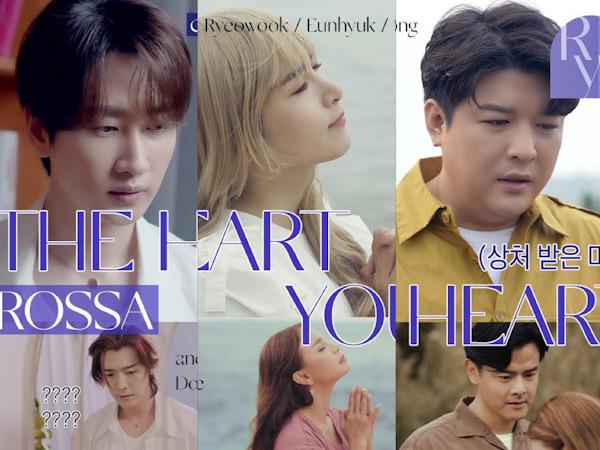 Ryeowook Rilis Cover Lagu dan Video Parodi Rossa 'Hati Yang Kau Sakiti'