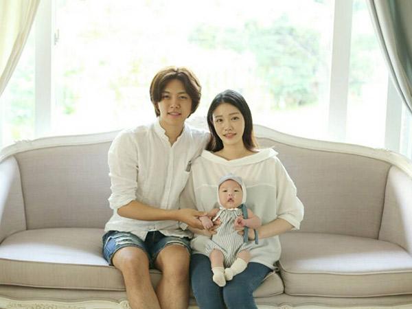 Dongho Eks U-Kiss Dilaporkan Ajukan Gugat Cerai Sang Istri