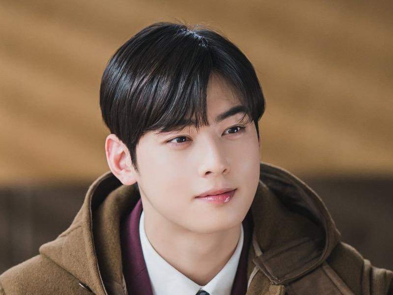 Cha Eunwoo Juga Nyanyikan OST Drama True Beauty