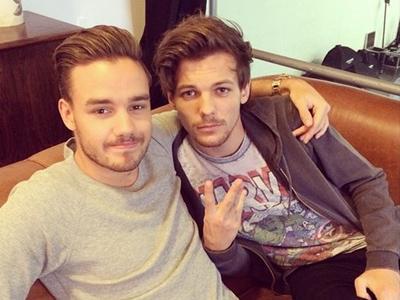 Buatkan Lagu untuk Band Lain, Liam dan Louis One Direction Nggak Fokus Rekaman?