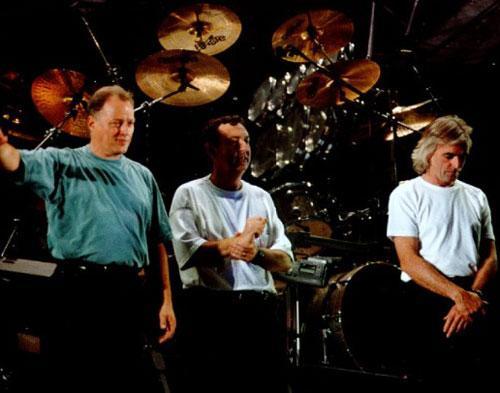 Pink Floyd Tidak Bakal Reuni Lagi