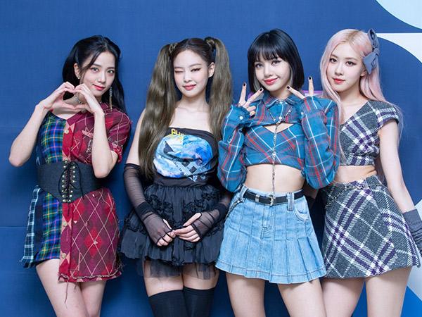 BLACKPINK Jadi Grup Korea Pertama Raih Ruby Play Button, Seperti Apa Bentuknya?