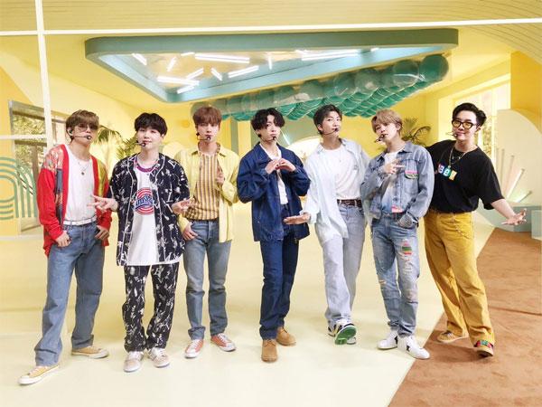 BTS 'Dynamite' Catat Rekor Jadi Lagu dengan Predikat Perfect All-Kill Terlama