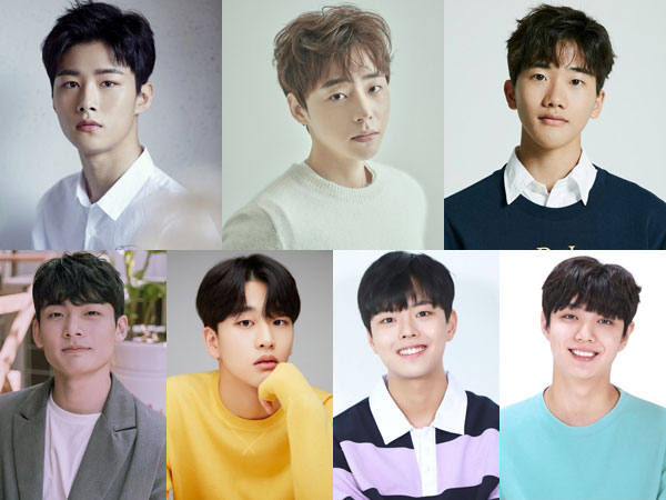 Kenalan dengan 7 Aktor Drama BTS Universe dan Detail Karakternya