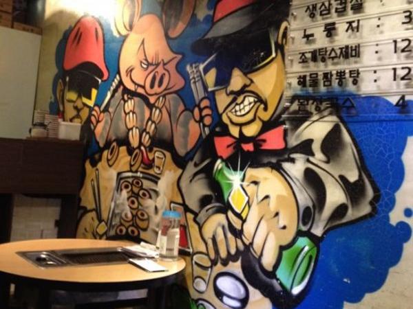 10 Restoran Selebriti K-Pop Yang Wajib Di Kunjungi!