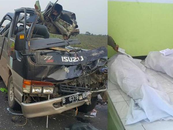 Tol Cipali Kembali Telan Korban, Sebuah Kecelakaan Tewaskan 11 Orang