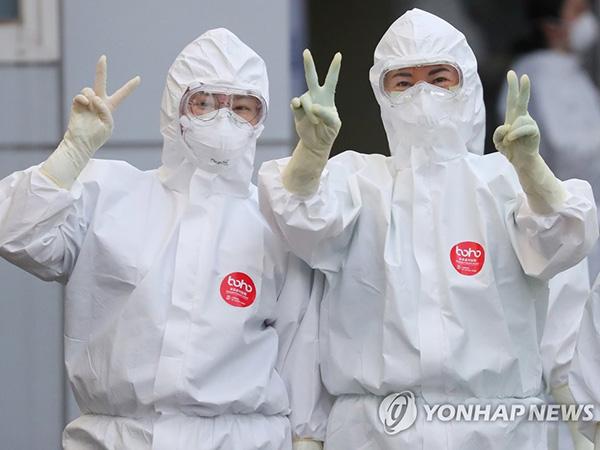 Pertama Kalinya, Kota Daegu Laporkan Tidak Ada Kasus Baru Virus Corona
