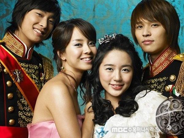 Drama Korea Fenomenal 'Princess Hours' Akan Diproduksi Ulang