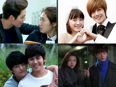 Pasangan 'Cinta yang Bertepuk Sebelah Tangan' Mana Jadi Favorit Penggemar Drama Korea?