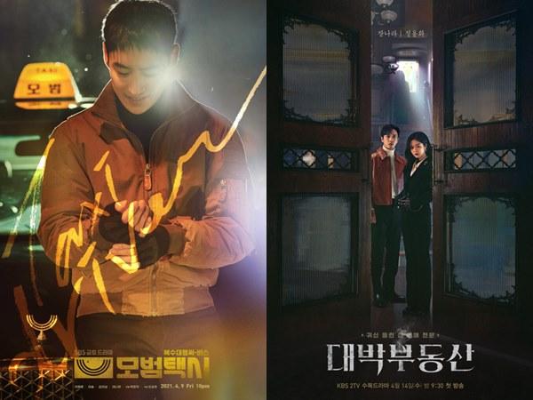 5 Drama Korea Baru di Bulan April