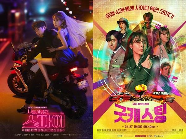 Banyak Adegan Aksi, Ini 5 Drama Korea Bertema Agen Rahasia