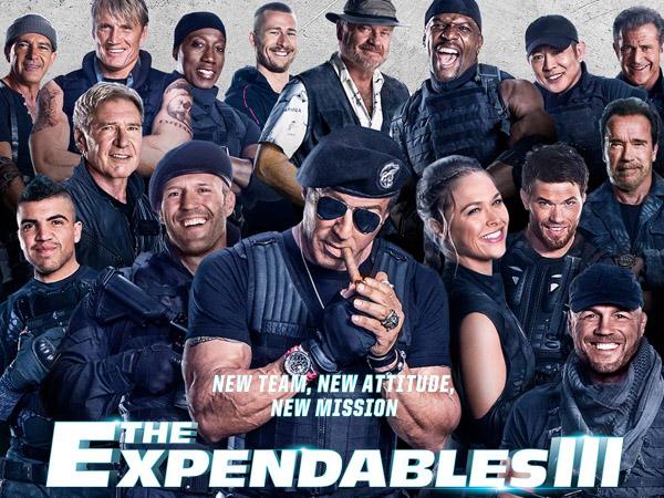 'The Expendables 3' Bocor Sebelum Dirilis, Lionsgate Ambil Langkah Hukum!