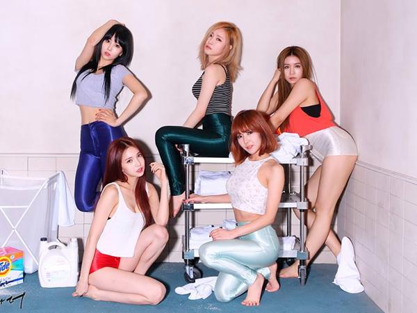 Gara-gara Lirik Lagu, Girl Group Fiestar Dilarang Tampil di MBC 'Music Core'!