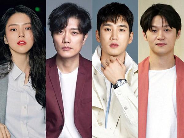 Han So Hee, Ahn Bo Hyun, dan Lee Hak Joo Bintangi Serial Netflix 'Undercover'
