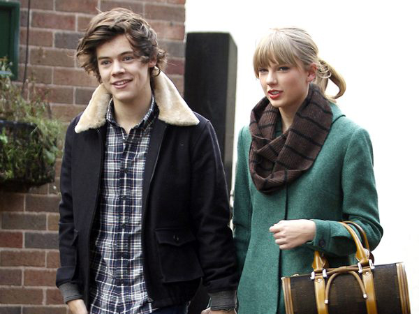 Wah, Harry Styles One Direction akan Buat Lagu Balasan untuk Taylor Swift?