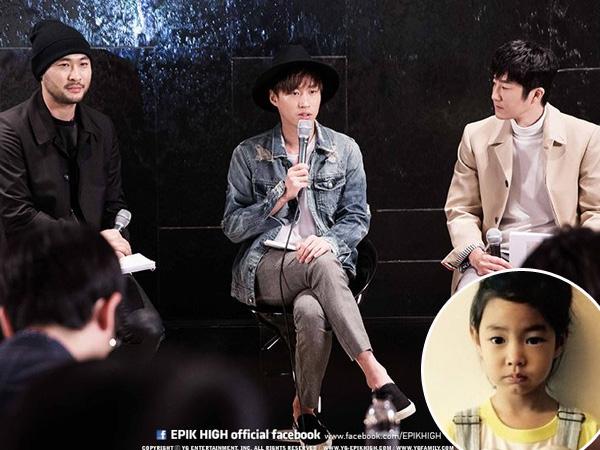 Konsernya Ditonton oleh Haru, Tablo Epik High Ubah Kata Umpatan dalam Lagunya