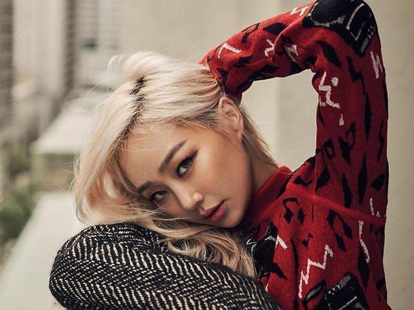 Hyolyn Umumkan Comeback Dengan Rilis Mini Album