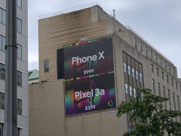 Harga Lebih Murah, Google Terang-terangan Sindir Kualitas Foto iPhone X