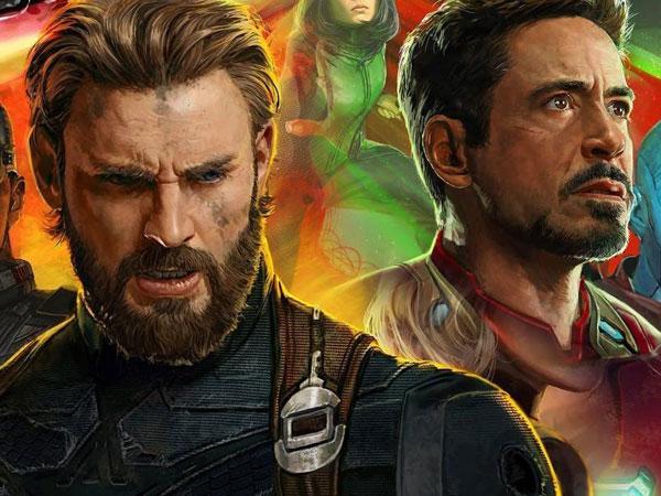 Fakta 'Infinity War' Terkuak: Captain America Harusnya Hanya Muncul di Akhir Cerita?