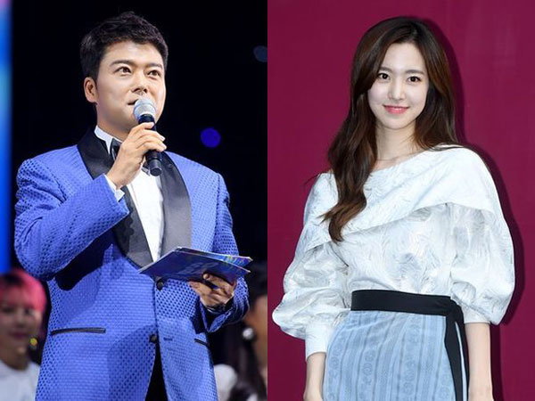 Jun Hyun Moo dan Jin Se Yeon Jadi MC Soribada Best K-Music Awards 2020