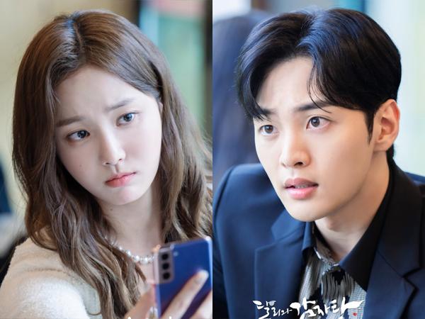Kim Min Jae dan Yeonwoo Tampilkan Hubungan Ambigu di Drama 'Dali and Cocky Prince'