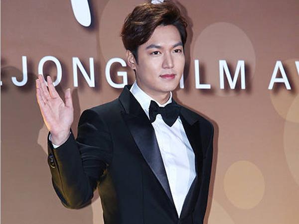 Diakui Di Dunia Layar Lebar, Lee Min Ho Raih 'Best New Actor' Di 'Grand Bell Awards'!