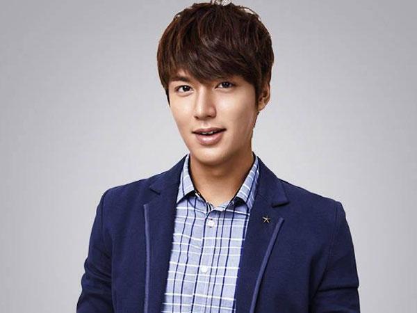Ulang Tahun, Lee Min Ho dan Fans Hadiahi Para Kru 'Gangnam Blues'
