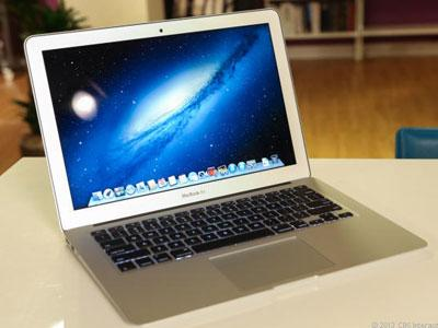 MacBook Air Terbaru dengan Prosesor Intel Haswell