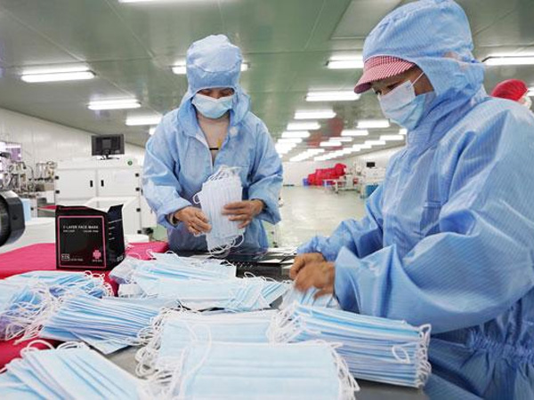 Lapisan Material Masker Ternyata Merupakan Barang Impor Dari Tiongkok?