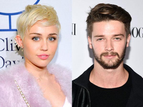 Miley Cyrus Pacaran dengan Putra Aktor Arnold Schwarzenegger?