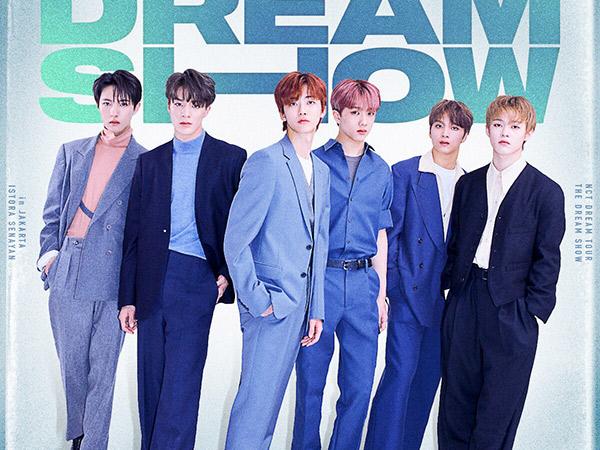 NCT Dream Dikonfirmasi Gelar Konser 'The Dream Show' di Jakarta