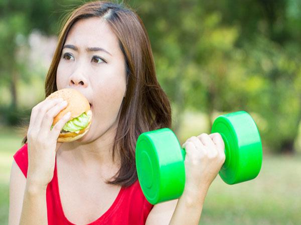 Jangan Konsumsi Makanan dan Minuman Ini Sebelum Olahraga