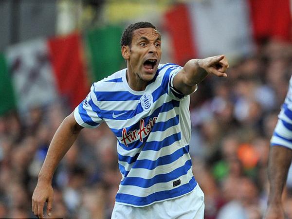 Karena Kicauan di Twitter, Rio Ferdinand Dihukum oleh FA!