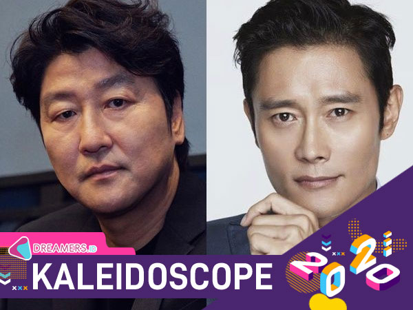 Top 10 Bintang Film Korea Paling Terkenal Tahun Ini, Song Kang Ho No. 1