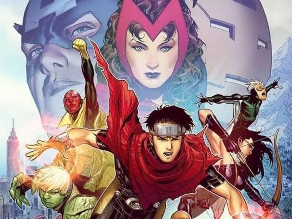 Sudah Terbit 10 Tahun, Komik Marvel Baru Dilarang Beredar di Brazil