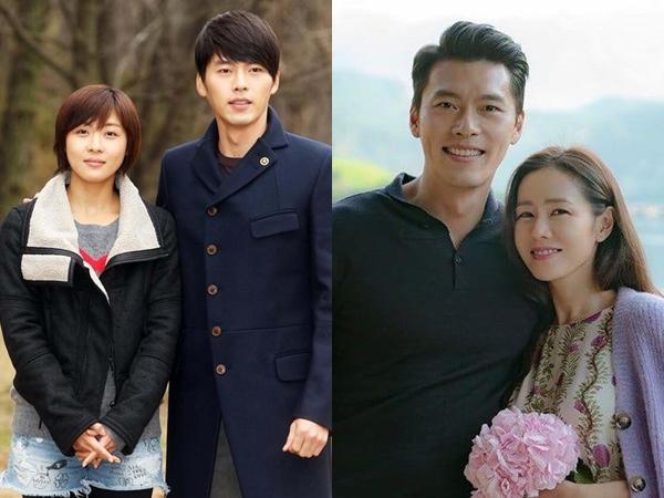 5 Aktris Cantik Ini Pernah Jadi Lawan Main Hyun Bin