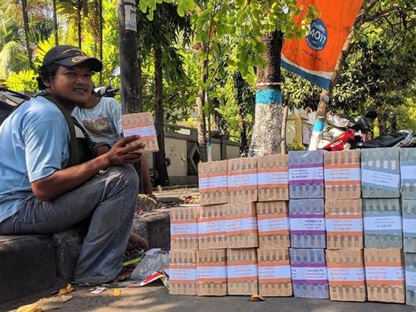 Bank Indonesia Ingatkan Resikonya Tukar Uang Lebaran di 'Inang-inang'