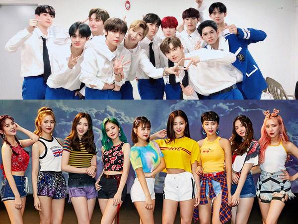Wanna One dan Momoland Jadi Grup Idola Selanjutnya yang Dapat Perhargaan Bergengsi Gaon Chart