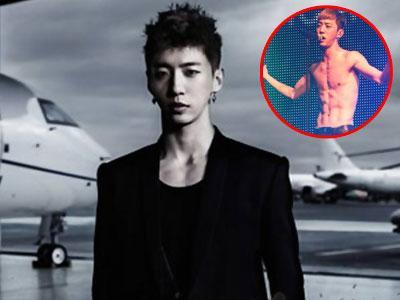 Wow! Yong Guk B.A.P Pamerkan Abs Seksi nya di Weekly Idol
