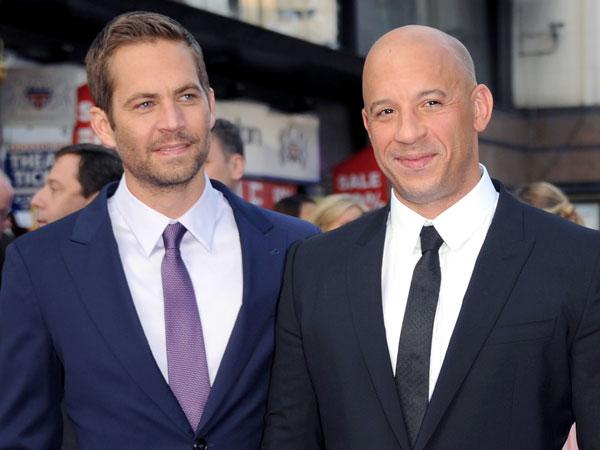 Vin Diesel Kenang Paul Walker Di Nama Anak Perempuannya yang Baru Lahir