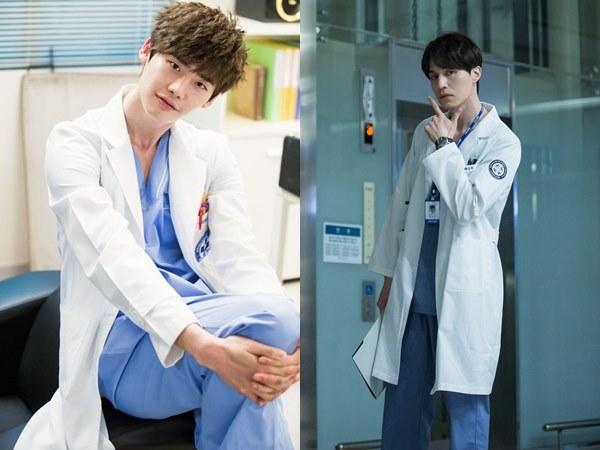 5 Aktor Korea yang Cocok Berperan sebagai Dokter