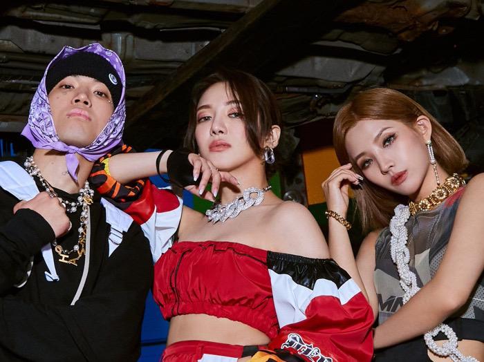 Hyoyeon SNSD Rilis Lagu EDM Featuring Loopy dan Soyeon (G)-IDLE