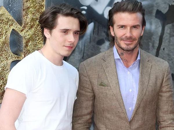 Brooklyn Beckham Merasa Tertekan Gara-gara Kepopuleran Sang Ayah
