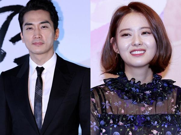 OCN Perlihatkan Cuplikan Song Seung Hun dan Go Ara Dalam Drama Malaikat Maut 'Black'