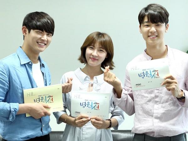 Begini Tanggapan Ha Ji Won yang Dipasangkan Dua 'Brondong' di Drama 'Hospital Ship'