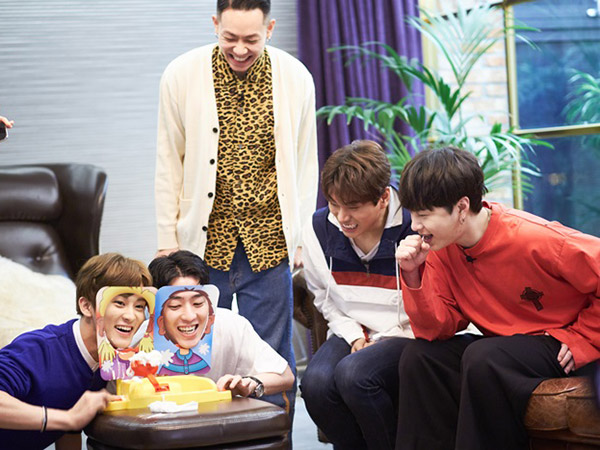 Variety 'It's Dangerous Beyond the Blankets' Bakal Tayangkan Episode Terakhir Minggu Ini